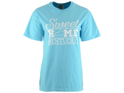 Kentucky Wildcats Pressbox NCAA Women's Home Sweet T-Shirt