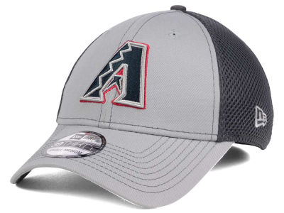 Arizona Diamondbacks New Era MLB Greyed Out Neo 39THIRTY Cap