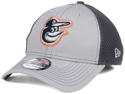 Baltimore Orioles New Era MLB Greyed Out Neo 39THIRTY Cap