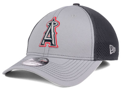 Los Angeles Angels New Era MLB Greyed Out Neo 39THIRTY Cap