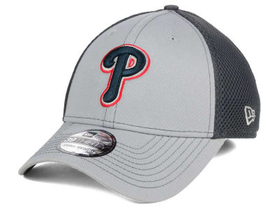 Philadelphia Phillies New Era MLB Greyed Out Neo 39THIRTY Cap