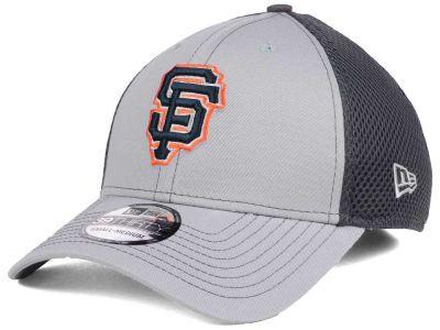 San Francisco Giants New Era MLB Greyed Out Neo 39THIRTY Cap