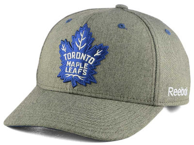 Toronto Maple Leafs Reebok NHL Structured Adjustable Cap
