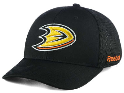 Anaheim Ducks Reebok NHL Structured Flex Cap