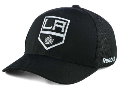 Los Angeles Kings Reebok NHL Structured Flex Cap