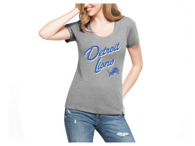 Detroit Lions '47 NFL Women's Club Script T-Shirt