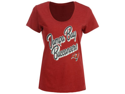 Tampa Bay Buccaneers '47 NFL Women's Club Script T-Shirt