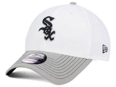 Chicago White Sox New Era MLB 2Tone Rapid 39THIRTY Cap