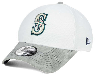 Seattle Mariners New Era MLB 2Tone Rapid 39THIRTY Cap