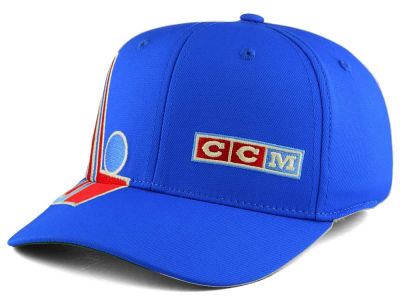 Quebec Nordiques Reebok NHL Structured Flex Cap