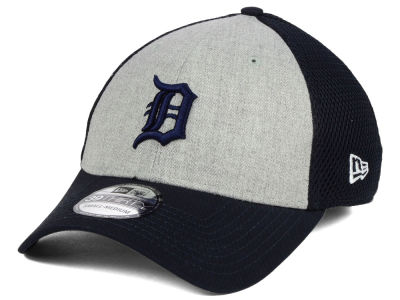 Detroit Tigers New Era MLB Heather Team Neo 39THIRTY Cap