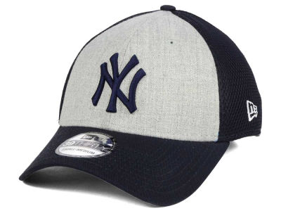New York Yankees New Era MLB Heather Team Neo 39THIRTY Cap