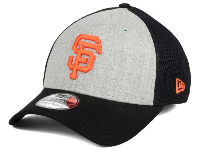 San Francisco Giants New Era MLB Heather Team Neo 39THIRTY Cap