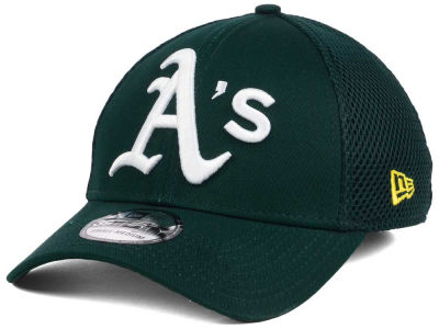 Oakland Athletics New Era MLB Mega Team Neo 39THIRTY Cap