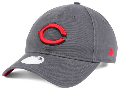 Cincinnati Reds New Era MLB Women's Preferred Pick 9TWENTY Cap