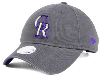 Colorado Rockies New Era MLB Women's Preferred Pick 9TWENTY Strapback Cap