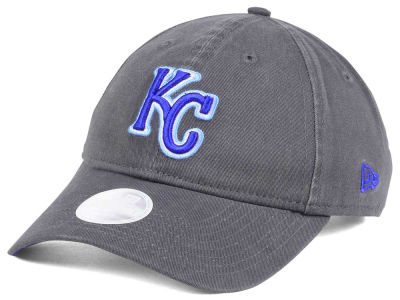 Kansas City Royals New Era MLB Women's Preferred Pick 9TWENTY Strapback Cap
