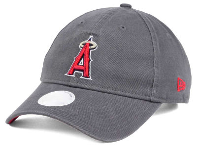Los Angeles Angels New Era MLB Women's Preferred Pick 9TWENTY Strapback Cap