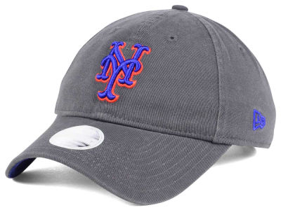 New York Mets New Era MLB Women's Preferred Pick 9TWENTY Strapback Cap