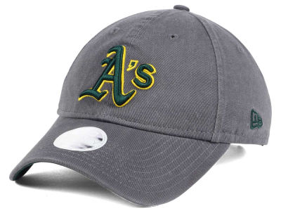 Oakland Athletics New Era MLB Women's Preferred Pick 9TWENTY Cap