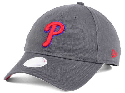 Philadelphia Phillies New Era MLB Women's Preferred Pick 9TWENTY Strapback Cap