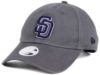San Diego Padres New Era MLB Women's Preferred Pick 9TWENTY Strapback Cap