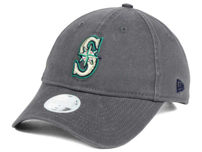 Seattle Mariners New Era MLB Women's Preferred Pick 9TWENTY Strapback Cap