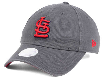 St. Louis Cardinals New Era MLB Women's Preferred Pick 9TWENTY Strapback Cap