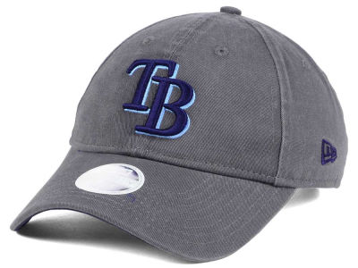 Tampa Bay Rays New Era MLB Women's Preferred Pick 9TWENTY Strapback Cap