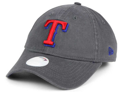 Texas Rangers New Era MLB Women's Preferred Pick 9TWENTY Strapback Cap