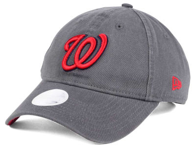 Washington Nationals New Era MLB Women's Preferred Pick 9TWENTY Cap