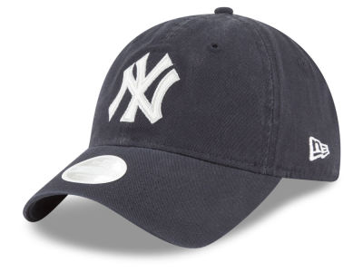 New York Yankees New Era Team Glisten 9TWENTY Cap