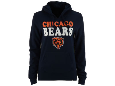 Chicago Bears '47 NFL Women's Headline Hooded Sweatshirt
