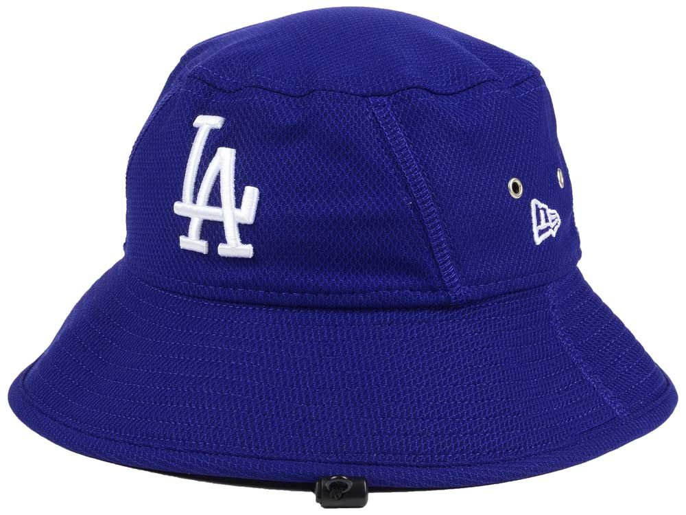 de0b11be059 Los Angeles Dodgers New Era MLB Clubhouse Bucket