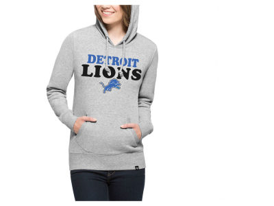 Detroit Lions '47 NFL Women's Headline Hooded Sweatshirt