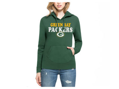 Green Bay Packers '47 NFL Women's Headline Hooded Sweatshirt