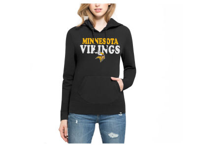 Minnesota Vikings '47 NFL Women's Headline Hooded Sweatshirt