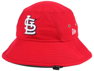 St. Louis Cardinals New Era MLB Clubhouse Bucket