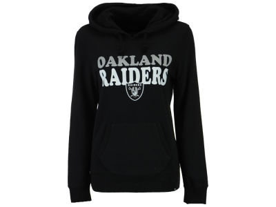 Oakland Raiders '47 NFL Women's Headline Hooded Sweatshirt
