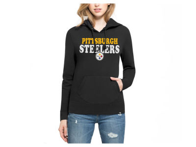 Pittsburgh Steelers '47 NFL Women's Headline Hooded Sweatshirt