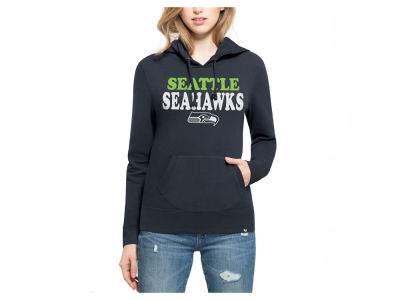 Seattle Seahawks '47 NFL Women's Headline Hooded Sweatshirt