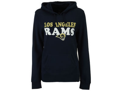 Los Angeles Rams '47 NFL Women's Headline Hooded Sweatshirt