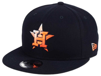 Houston Astros New Era MLB Color Dim 9FIFTY Snapback Cap
