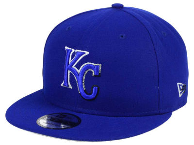 Kansas City Royals New Era MLB Color Dim 9FIFTY Snapback Cap