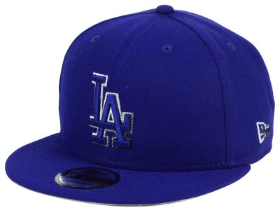 Los Angeles Dodgers New Era MLB Color Dim 9FIFTY Snapback Cap