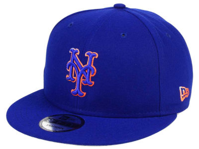 New York Mets New Era MLB Color Dim 9FIFTY Snapback Cap