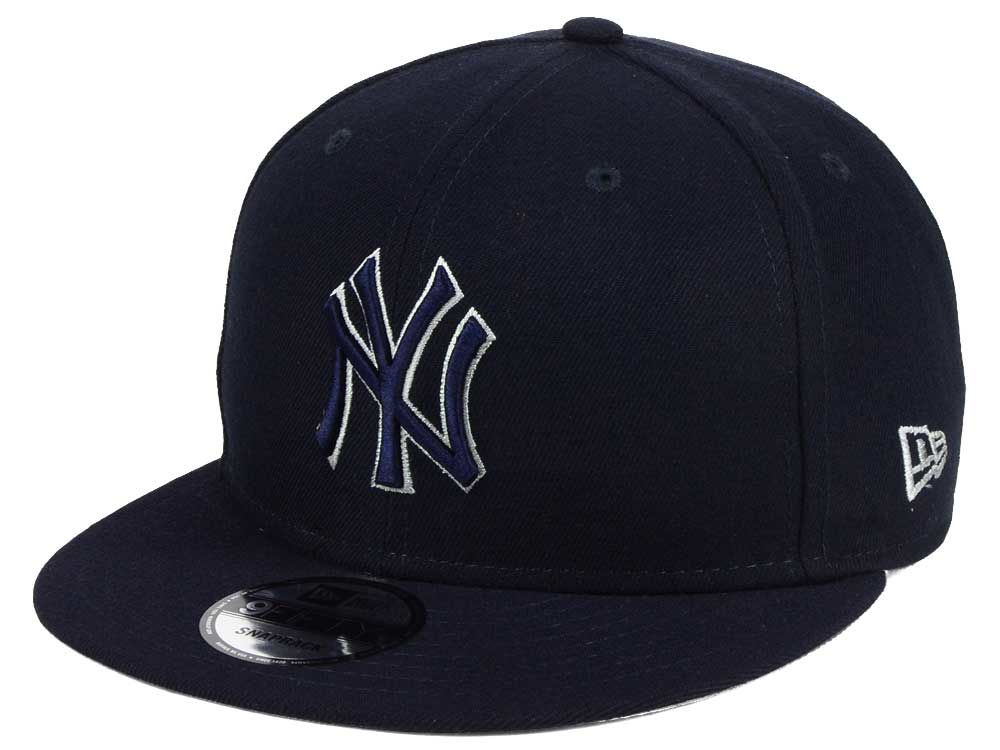 5e4bbc6669d ... best price new york yankees new era mlb color dim 9fifty snapback cap  a3a08 34b02