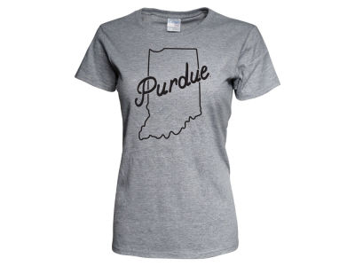 Purdue Boilermakers 2 for $28 NCAA Women's State Phrase T-Shirt