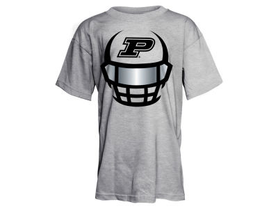 Purdue Boilermakers NCAA Youth Helmet Shine T-Shirt