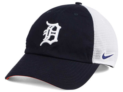 Detroit Tigers Nike MLB Dri-Fit Mesh Swoosh Adjustable Cap